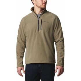 Columbia Fast Trek III Half Zip Fleece Pullover Men, beige